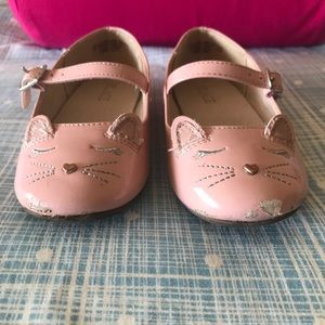 🎀 TheChildren's Place Toddler Girl Pink Cat Shoes